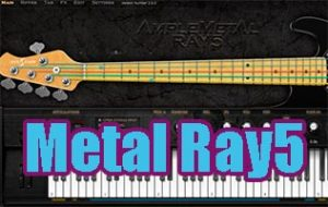 Ample Sound Metal Ray5 v2.6.0 скачать торрент