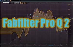 Fabfilter Pro Q 2 скачать торрент крякнутый