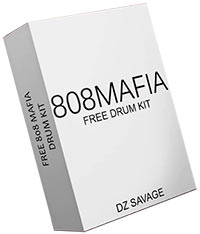808 Mafia Drum Kits (2021) скачать Sample Pack торрент Free Southside (THP) Official