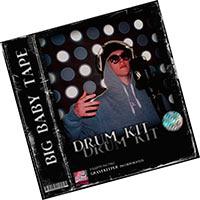 Big Baby Tape Drum Kit скачать Vol 1-2 Sample Pack для FL Studio 20/12 бесплатно