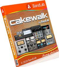 Cakewalk by BandLab скачать торрент v2019.12(Build 26), как активировать бесплатно на русском языке