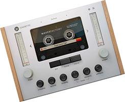 Cassette VST скачать торрент v1.0.0 Wavesfactory для FL Studio 20/12 Free Plugin