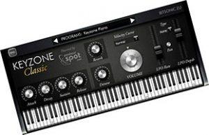 Keyzone Classic VST скачать торрент v1.0 для FL Studio 20/12 плагин Piano Bitsonic Win/MacOs 32/64bit