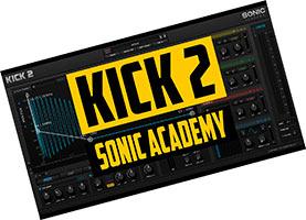Kick 2 VST скачать торрент v1.1.4 Sonic Academy бесплатно