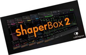 Shaper Box 2 скачать для FL Studio 20/12 VST торрент крякнутый 32/64bit