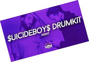 Suicideboys Drum Kit скачать (2021) Free Sample Pack REDDIT для FL Studio 20 бесплатно