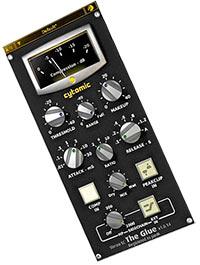 The Glue VST скачать торрент - compressor 1.3.19 для FL Studio 20/12 крякнутый
