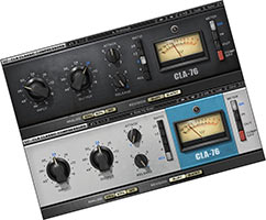 CLA 76 VST скачать v10.0.0.16 Stereo плагин компрессор крякнутый торрент Waves