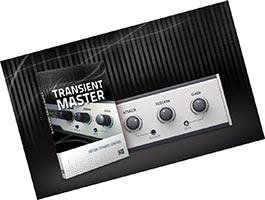 Transient Master VST скачать v1.0.0 торрент для FL Studio 20 (FL20/FL12) крякнутый плагин Torrent