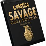 Cymatics Savage Drums For Trap Gold Edition
