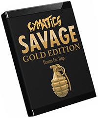 Cymatics Savage Drums For Trap Gold Edition скачать торрент бесплатно сэмплы (Free Download) для FL Studio 20
