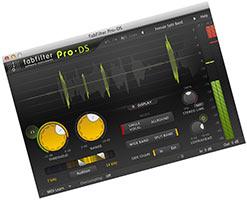 Fabfilter Pro DS скачать торрент v1.00 для FL Studio 20 крякнутый VST бесплатно Win/Mac