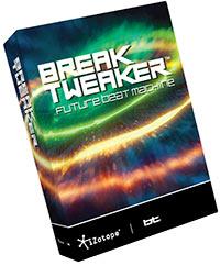 iZotope BreakTweaker скачать торрент v1.02c VST x86 x64 бесплатно