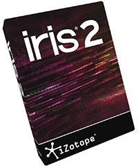 iZotope Iris 2 скачать торрент v2.02c WIN/MacOS