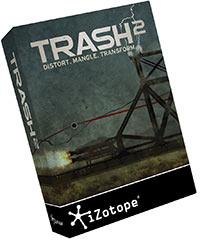 iZotope Trash 2 скачать торрент v2.05d для FL Studio 20