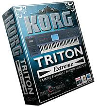 Korg Triton VST скачать торрент v1.0.1 плагин для FL Studio 20 инструмент VSTi бесплатно