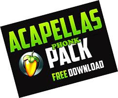 Phonk Acapellas Looperman Mega Pack Vocal скачать Samples Download Free