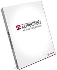 Retrologue 2 VST скачать торрент v2.2.10 Presets Download Steinberg для FL Studio 20