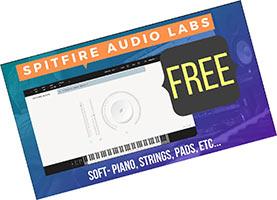 Spitfire Audio Labs VST Torrent скачать Cracked