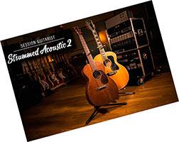 Strummed Acoustic 2 скачать торрент Session Guitarist Native Instruments для Kontakt