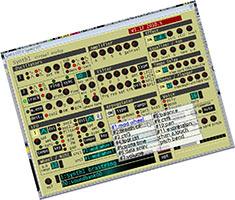 Synth1 VST скачать торрент v1.13 Presets Megapack 25000 Ichiro Toda плагин