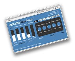 Valhalla UberMod VST скачать торрент v1.0.2.6 для FL Studio 20 крякнутый