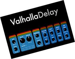 Valhalla Delay VST скачать торрент v1.1.2 для FL Studio 20 плагин крякнутый