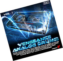 Vengeance Drum Kit (2021) скачать торрент