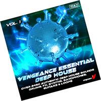 Vengeance Essential Deep House Vol 1-2-3-4-5 скачать торрент для FL Studio 20