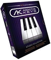 Addictive Keys 1.1.4 скачать торрент для FL Studio 20 крякнутый XLN Audio