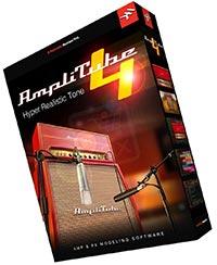 AmpliTube 4.5.1 скачать торрент для FL Studio 20 VST крякнутый