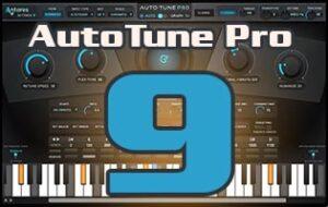 Antares AutoTune 9 скачать торрент PRO 9.1.0.5 для FL Studio 20 VST