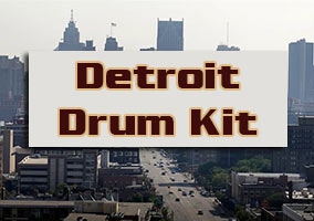 Detroit Drum Kit скачать (2021) Free Beat REDDIT