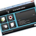 Free Audio Editor v9.4.0