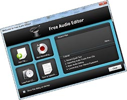 Free Audio Editor v9.4.0 (2021) русская версия скачать бесплатно