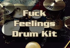 Fuck Feelings Drum Kit David Beats (2021) скачать слив REDDIT