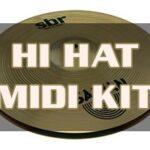 Hi Hat MIDI Kit