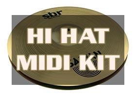 Hi Hat MIDI Kit (2021) Free Download