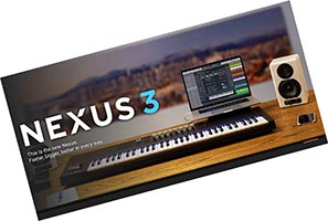 Nexus 3.4.4 VST скачать торрент 64 bit reFX для FL Studio 20 Win