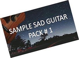 Sad Guitar Samples (2021) Pack Free