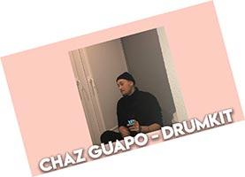 Chaz Guapo Drum Kit