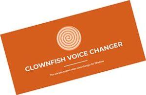 Clownfish Voice Changer (2021) скачать v1.45 на русском крякнутый торрент