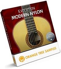 Evolution Modern Nylon KONTAKT [2.3 GB] скачать торрент