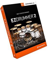 EZdrummer 2 скачать торрент v2.1.8 для FL Studio 20 крякнутый Toontrack