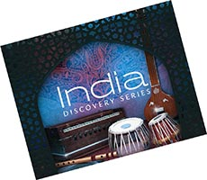 India Discovery Series [2.76 GB] скачать торрент Native Instruments
