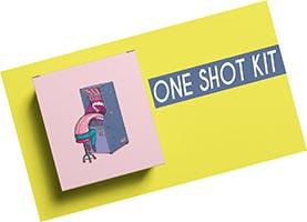 One Shot Kit (2021) скачать REDDIT Free Samples Pack