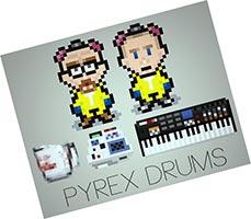 Pyrex Whippa Drum Kit