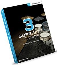Superior Drummer 3.2.3 скачать торрент кракнутый Toontrack