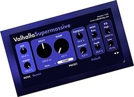 Valhalla Supermassive VST v1.2.0 скачать торрент для FL Studio 20 Win/MacOS