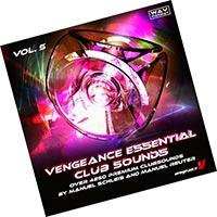 Vengeance Essential Clubsounds Vol 1-2-3-4-5 скачать торрент